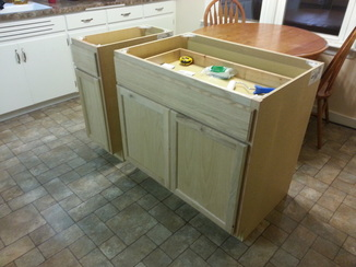 Cost of building your own kitchen island plans diy free for Cost to build your own garage